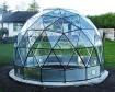 Domo invernadero cristal 5 m