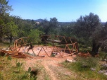 Geodesic Dome Algarve 10 m F4