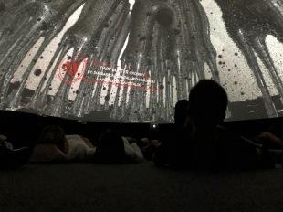 Domo Proyección 360º SONAR 2018 Barcelona