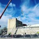Domo geodesico 25 m